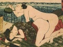 Tantric Sex Shunga