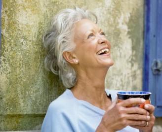 Îndrăgostită şi fericită la 87 de ani!